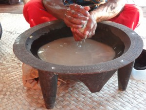 Reverse tolerance, tolerance to Kava Kava